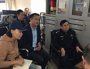 西站社区邀请五华区司法局龙翔司法
